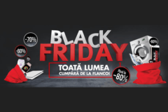 Campanie Black Friday 2019 la Flanco