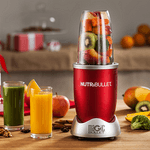 Nutribullet Red, 600W, 20.000RPM, 5piese Delimano