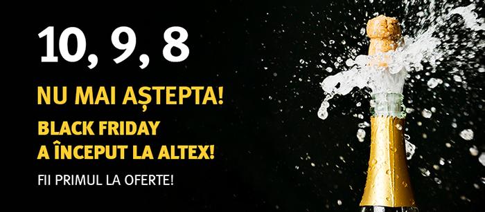 Altex Black Friday 2019