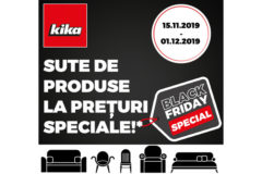 Black Friday 2019 la Kika