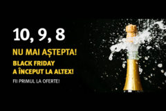 Campanie Altex Black Friday 2019