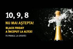 Campanie Altex Black Friday 2019