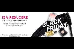 Campanie Black Friday 2019 la Notino