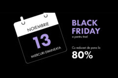 Campanie FashionDays Black Friday 2019