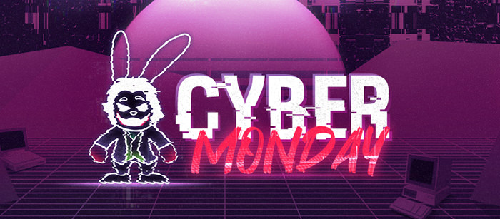 Cyber Monday PC Garage