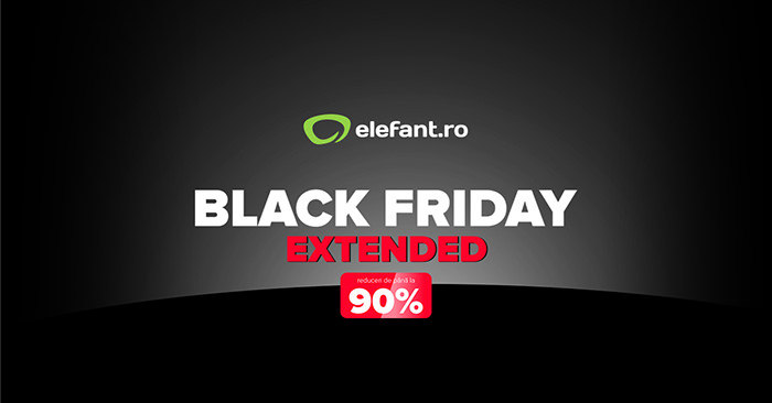 Elefant Black Friday 2019
