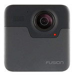 GoPro camera foto-video Sport & Outdoor Fusion, negru