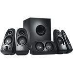 Sistem audio 5.1 Logitech Z506, 75W, black