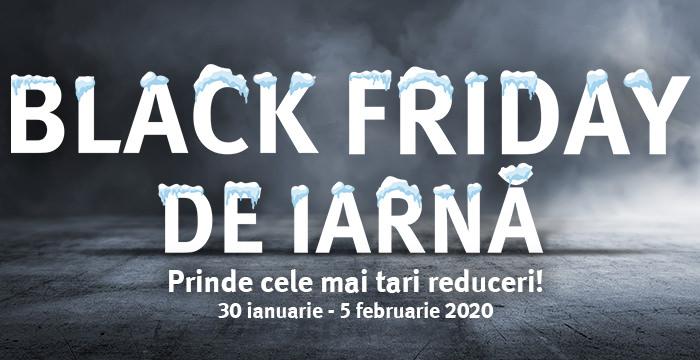 Black Friday 2020 de iarnă la Altex