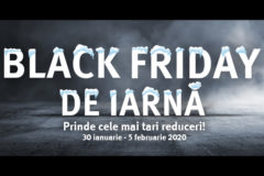 Campanie Black Friday 2020 de iarnă la Altex