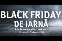 Campanie Black Friday 2020 de iarnă la Altex