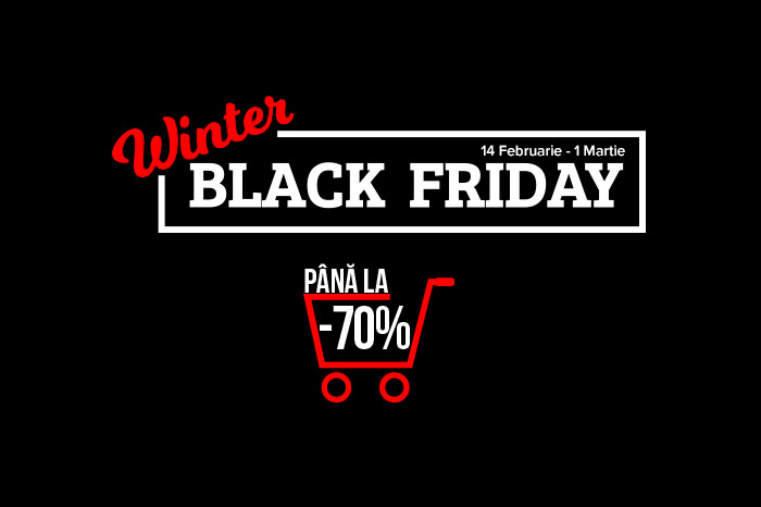 Winter Black Friday 2020 la evoMAG