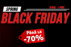 evoMAG Spring Black Friday 2020