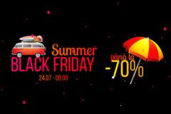 Summer Black Friday 2020 evoMAG