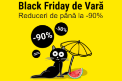 Top-shop Black Friday de vară