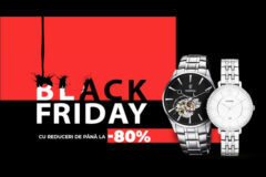 Watchshop Black Friday vară 2020