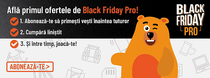 afla ofertele F64 Black Friday PRO 2020