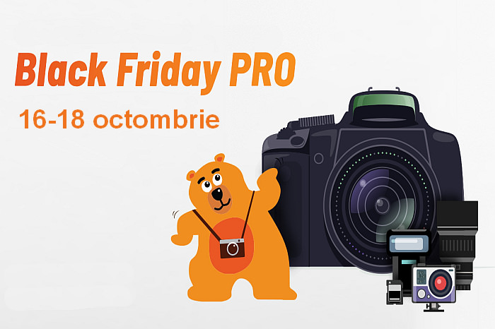 black friday pro 2020 16-18 octombrie