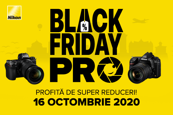 Nikon Black Friday PRO 2020 Yellowstore