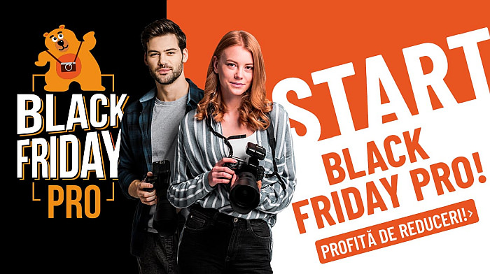 start Black Friday PRO la F64
