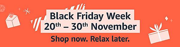 Amazon UK Black Friday Week 2020