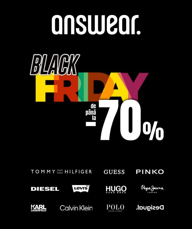 Black Friday 2020 la Answear