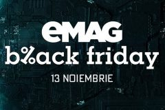 Black Friday eMAG 13 noiembrie 2020