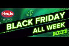 Black Friday la Hervis