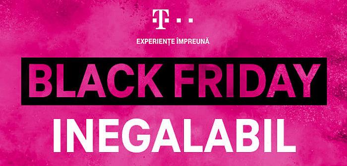 Black Friday Telekom 2020 inegalabil