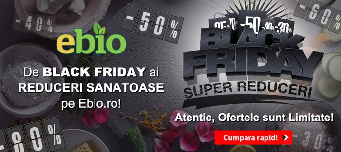 eBio Black Friday 2020
