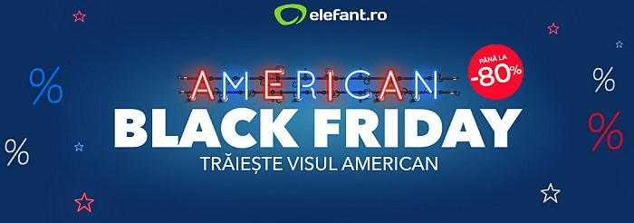 Elefant American Black Friday 2020