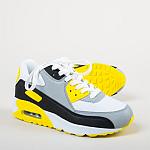 Pantofi sport Pudge de damă galbeni din piele ecologică