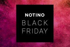 Campanie Black Friday 2020 la Notino