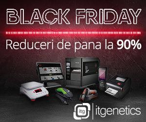 reduceri Black Friday IT Geneics