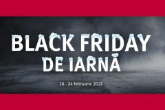 Black Friday iarna Altex februrie 2021
