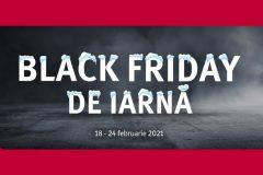 Black Friday iarna Altex februrie 2021