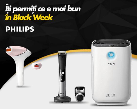 Philips Black Week Flanco