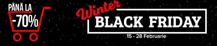 Winter Black Friday 2021 evoMAG