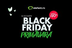 Black Friday primavara la Elefant