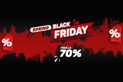 Campanie Spring Black Friday 2021 la evoMAG