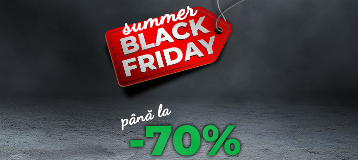 Summer Black Friday 2021 la evoMAG